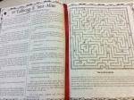 The Castle Maze